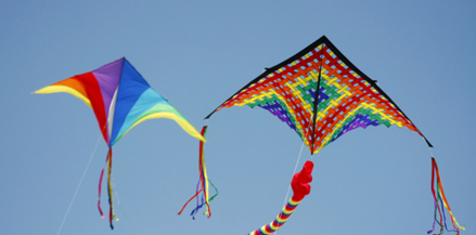 Kite Flying: Reflections from Long Beach Island