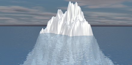 Conflict is Like an Iceberg